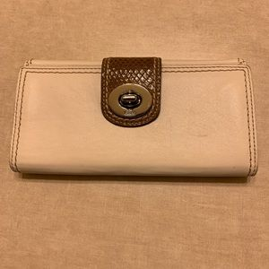 Coach Lock Wallet